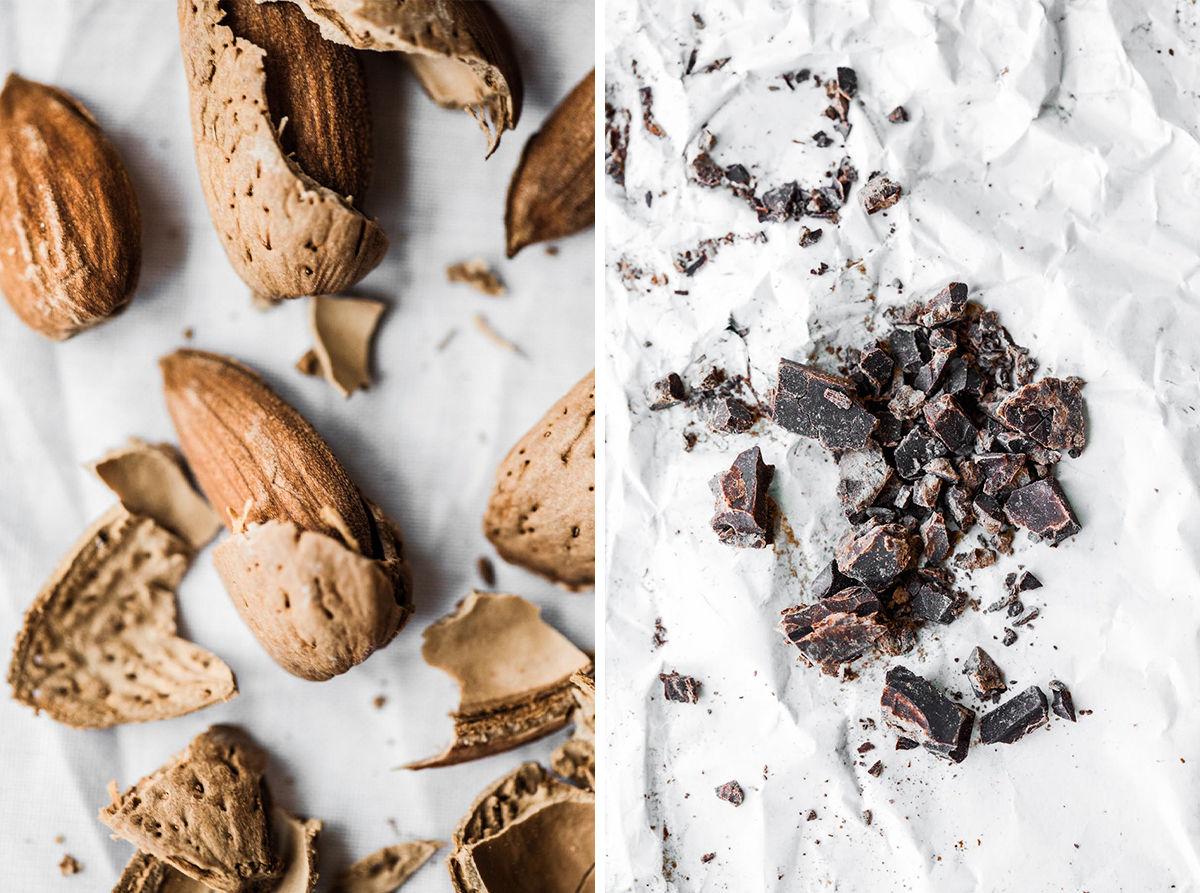 almonds-choco