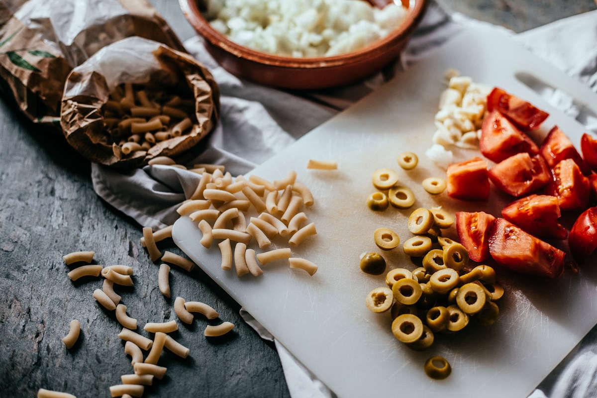 pasta-cacahuetes
