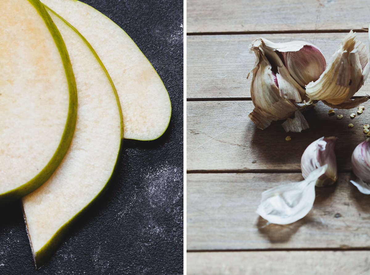 apple-garlic