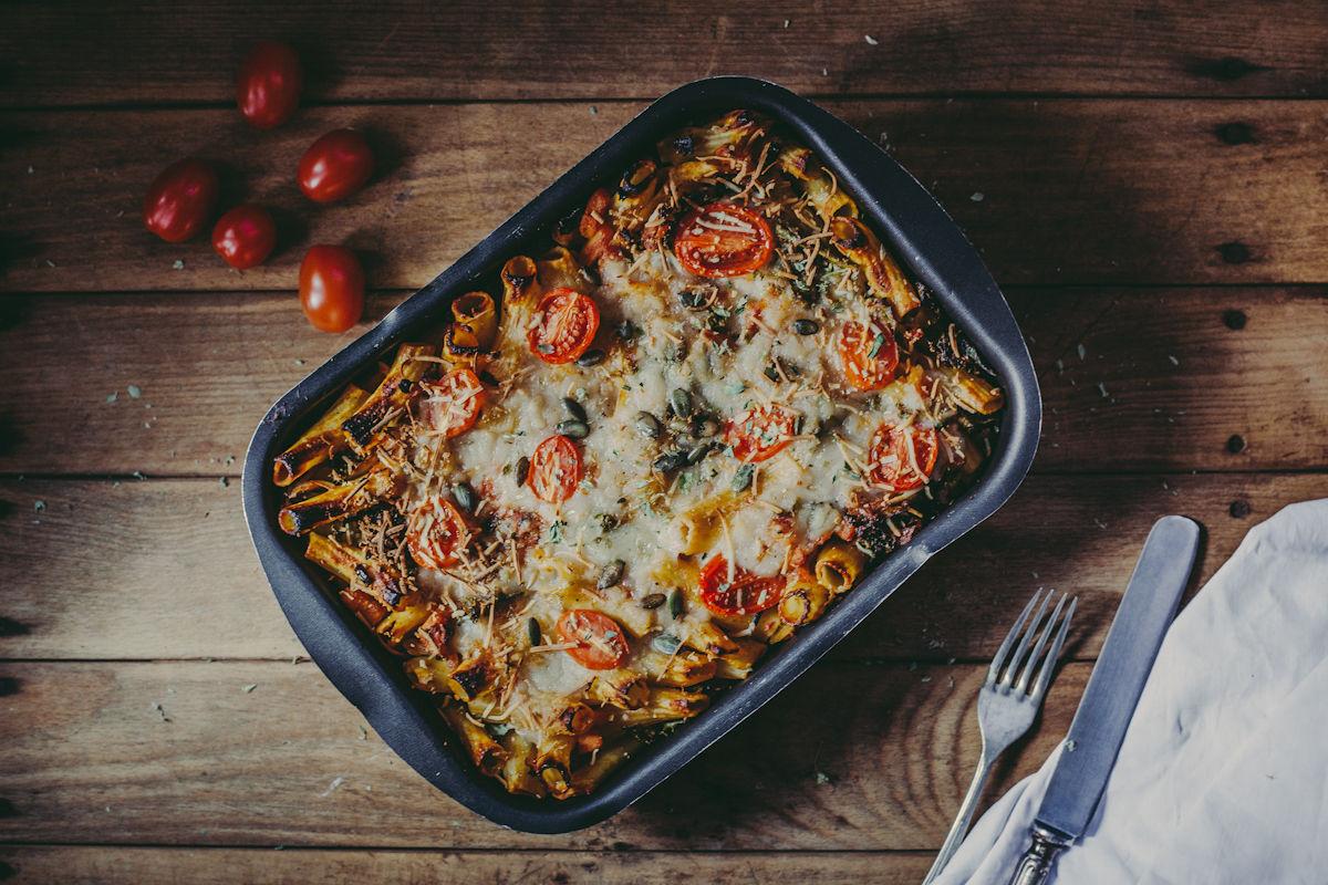 pasta-kale