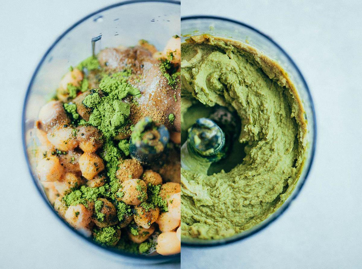 matcha-hummus