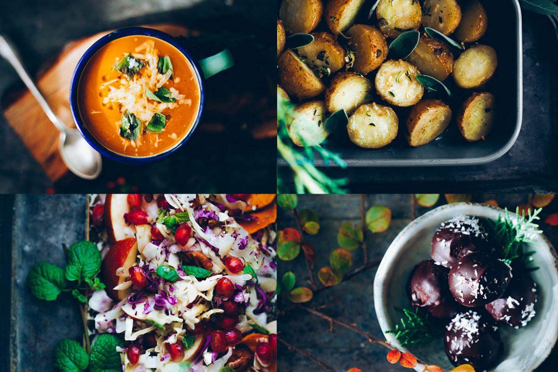 Ideas para la cena de navidad recetas vegetarianas - Ideas de cena de navidad ...